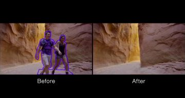 Adobe Cloak Is A Powerful New Tool That Can Remove Any Object From Your Video