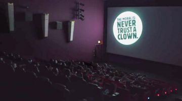 Burger King Trolls McDonald's With Epic Marketing Stunt At 'IT' Movie Premiere