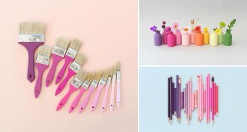 Beautiful Images Of Everyday Objects Organized By Color