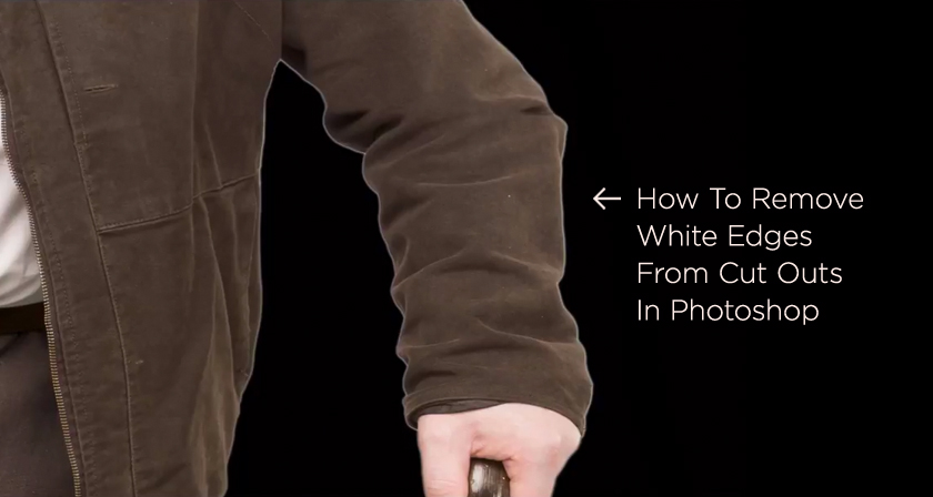 This Clever Photoshop Trick Helps You Remove White Edges