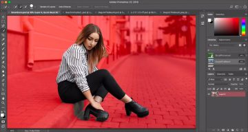 Photoshop's New 'Select Subject' Tool Lets You Select People And Objects In Just One Click