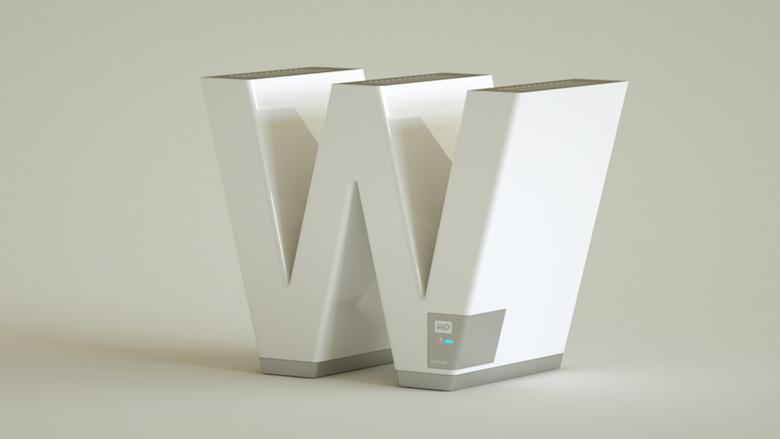 Alphabet Letters Designed As Electronic Gadgets - W