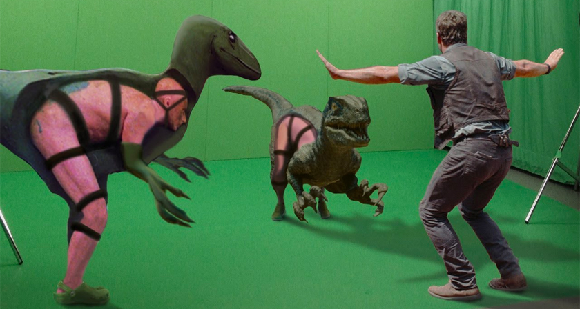 What Hollywood Movies Look Like Without Visual Effects