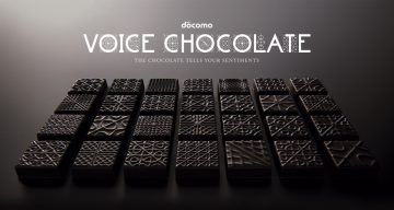 Telecom Company Transforms Human Voices Into Unique Chocolates For Loved Ones