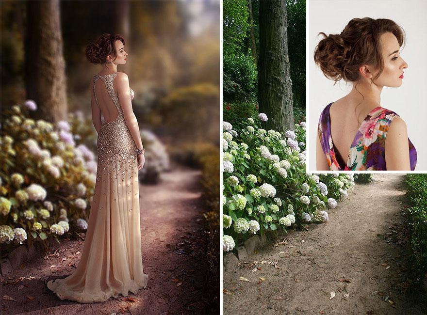 Photoshop composition, manipulation master skills - 13