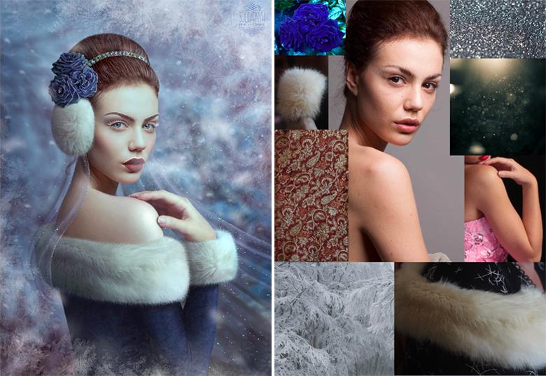 Photoshop composition, manipulation master skills - 17