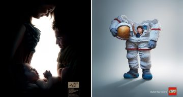 18 Ads With Brilliant Art Direction And Post Production