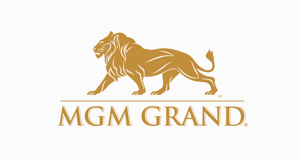 Creative Lion Logo Design - MGM Grand