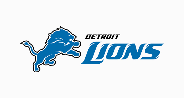 Creative Lion Logo Design - Detroit Lions