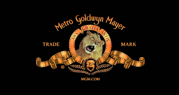 Creative Lion Logo Design - Metro Goldwyn Mayer