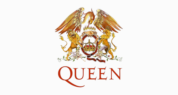 Creative Lion Logo Design - Queen (Rock band)