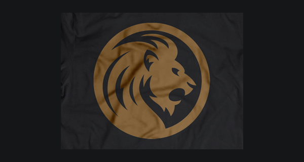 Creative Lion Logo Design - BC Lions: Bethany High School, Louisiana