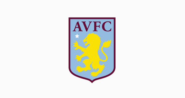 Creative Lion Logo Design - Aston Villa Football Club