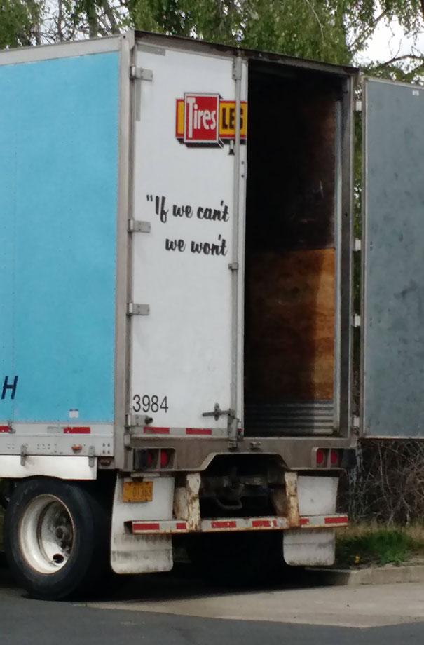 Funny car door ad design fails - 3