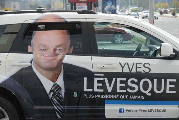 Funny car door ad design fails - 9
