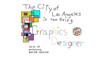 Los Angeles Is Looking For Graphic Designers, And Their Ad Proves They Desperately Need One