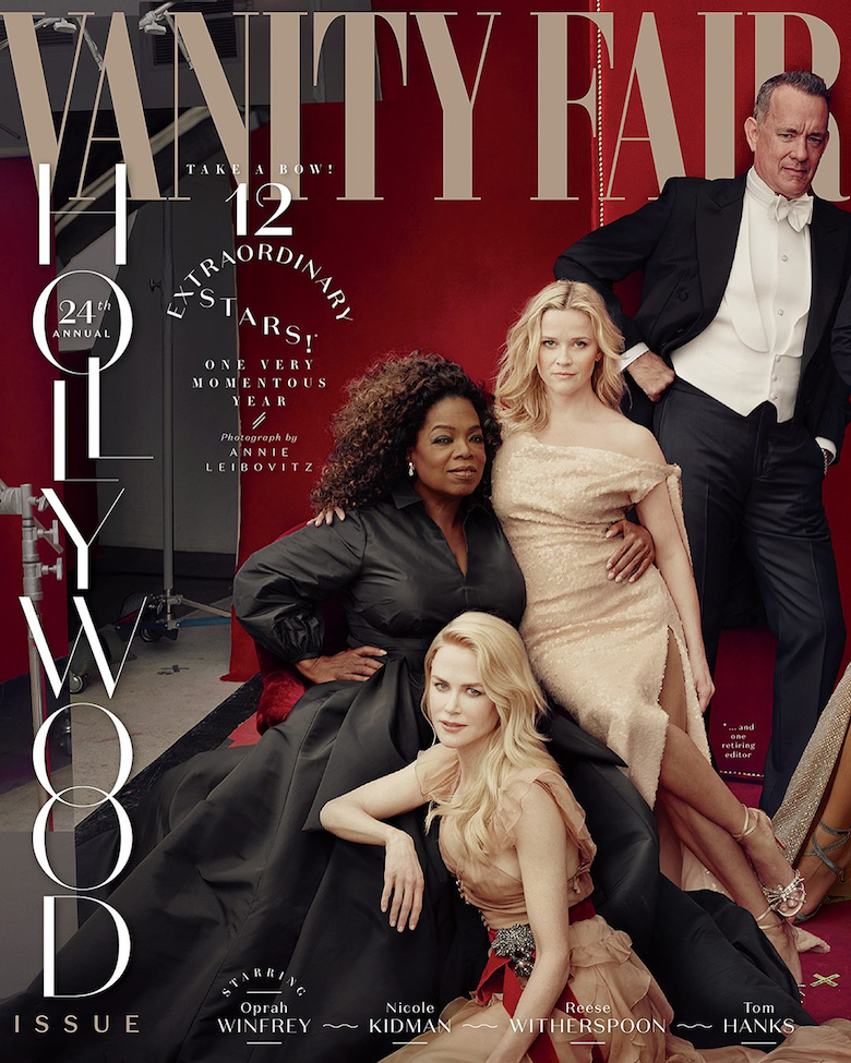Vanity Fair: Reese Witherspoon, Oprah Winfrey Photoshop Fail - 1