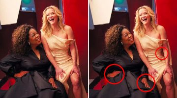Magazine's Epic Photoshop Fail Leaves Oprah Winfrey With 3 Hands, Reese Witherspoon With 3 Legs