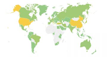 A' Design Award Releases Rankings Of Countries That Have Won The Most Design Titles
