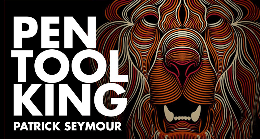 Line Art Using Pen Tool : Pen tool king patrick seymour shares the creative