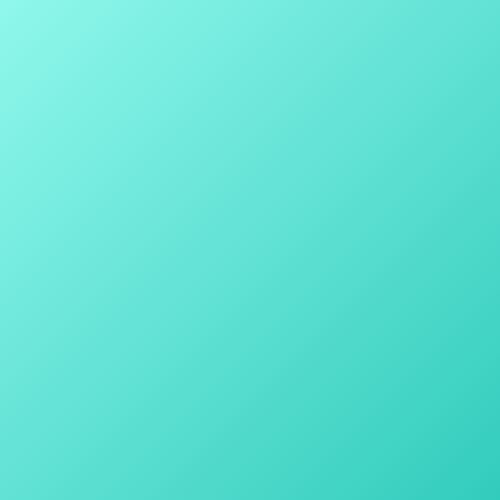 Green color gradient, shades, background