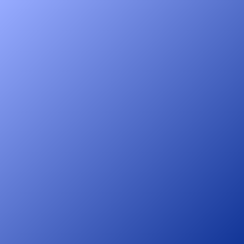 Blue color gradient, shades, background