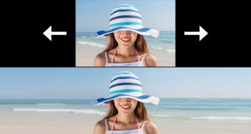 This Clever Photoshop Trick Lets You Stretch Backgrounds Without Distorting Your Subject