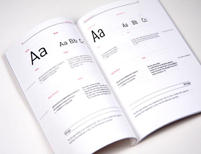 Design a Brand Guide