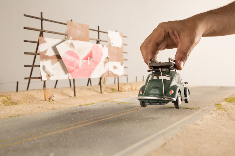 Volkswagen Beetle: Miniature Scale Model Photography by Felix Hernandez - 9