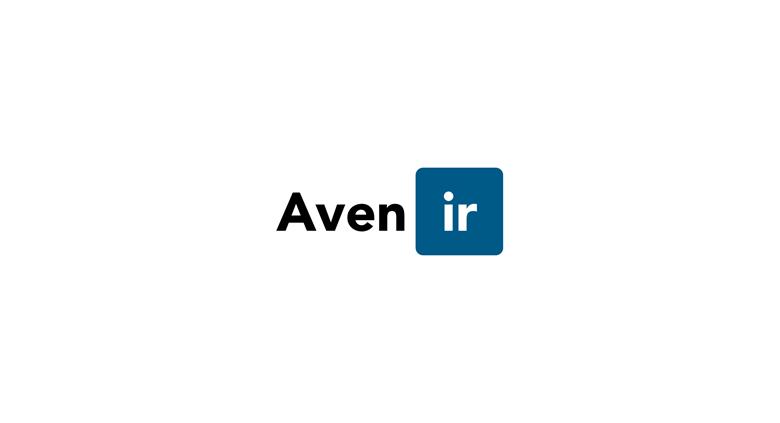 Linkedin logo font - Avenir