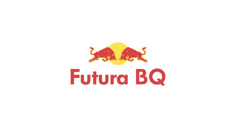 RedBull logo font - Futura BQ