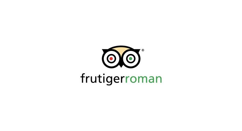 TripAdvisor logo font - Frutiger Roman