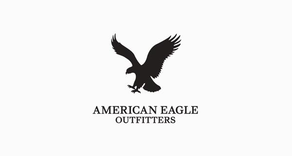 American Eagle logo font - Garamond / Newburgh