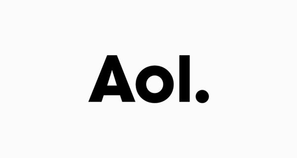 AOL logo font - Avenir Next Pro Bold