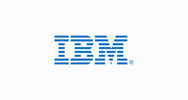 IBM logo font - Men In Blue