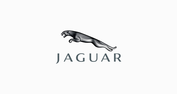 Jaguar logo font - Jaguar JC (customized)