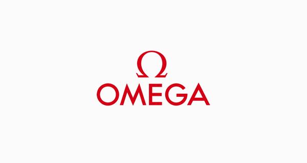 Omega logo font - Futura Medium