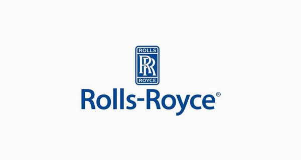 Rolls-Royce logo font - Myriad Semi Bold