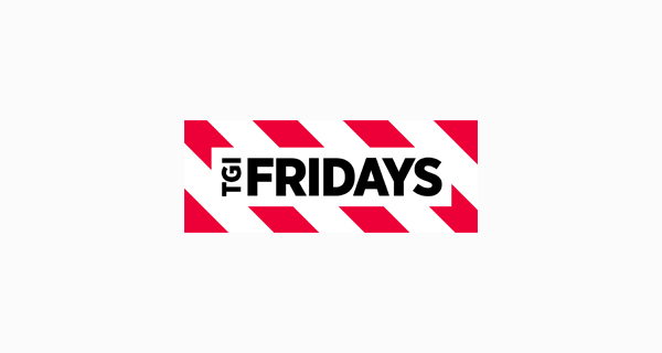 TGI Friday's logo - Gotham Black