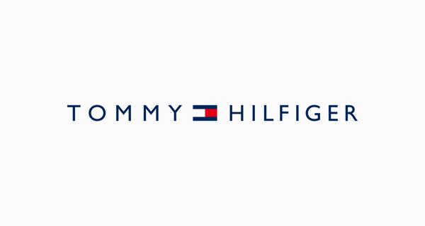 Tommy Hilfiger logo font - Gill Sans Regular