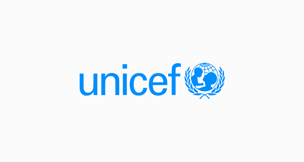 UNICEF logo font - Univers Light