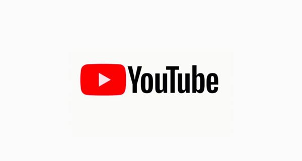 YouTube logo font - Trade Gothic Bold Condensed No. 20