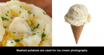 10 Clever Tricks Used To Make Food Look Delicious In Photos And Ads