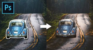 How To Blend Images Seamlessly And Create A Perfect Composite In Photoshop