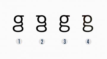 New Research Study Proves That Most People Don't Know What A Lowercase 'G' Looks Like