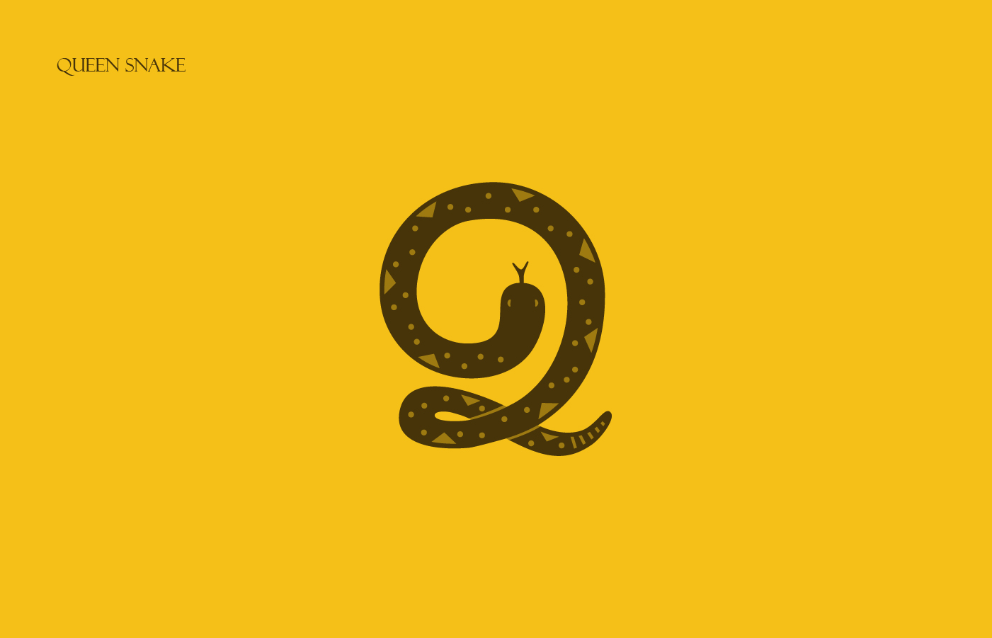 Animals Alphabet - Snake