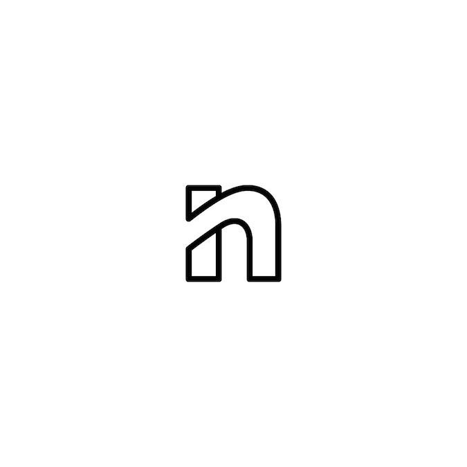Creative typographic logos and icons of words - 16