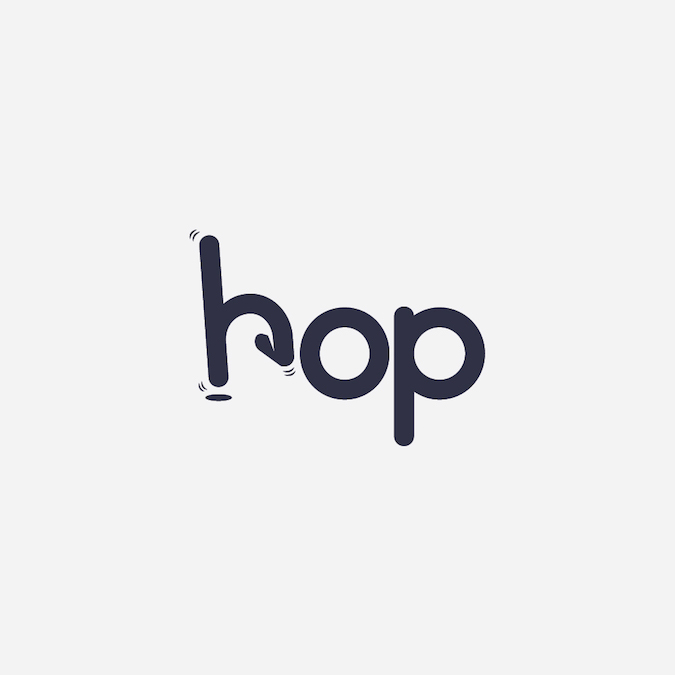 Creative typographic logos and icons of words - 2