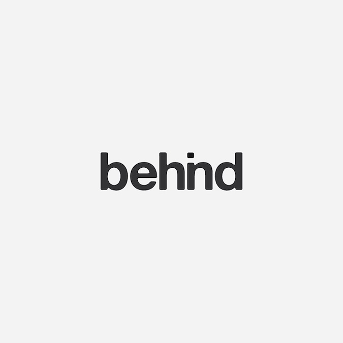 Creative typographic logos and icons of words - 8