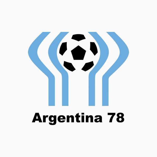FIFA World Cup Logos - 1978 Argentina